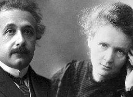 Albert Einstein's Encouragement About Haters to Marie Curie Hits Home Today