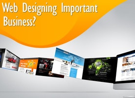 Why is web designing important to your business