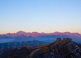 A Sleepover Adventure on The Great Wall of China