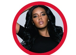 Angela Simmons Selected As the Student Leadership Network's 5k Run/Walk Ambassador in NYC June 15th