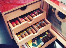 Tips To Help You Buy The Ideal Cigar Humidor Online