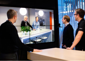 Connecting Your Workplace through Video Conferencing
