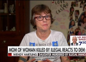 'Angel Mom' Slams CT Gov. for Defying Immigration Law: 'It Will Hurt a Lot of People'