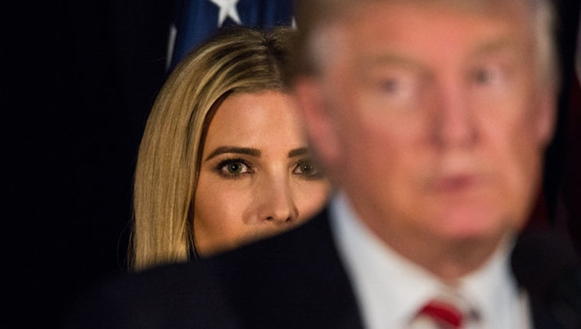 #ReadMyLips: If Not For Us, For Ivanka