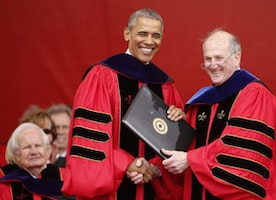 Here's how much Rutgers paid for Obama's commencement visit