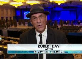 Robert Davi: Anti-Trump Actors Should Invite Illegal Immigrants to Oscars