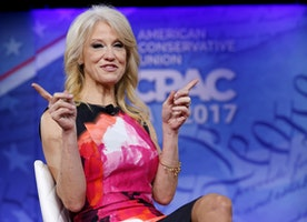 Kellyanne Conway touts 'conservative feminism' at CPAC