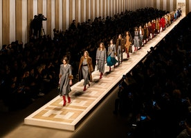 Fendi's Fall/Winter 2017 Collection Is The Highlight Of Milan Fashion Week