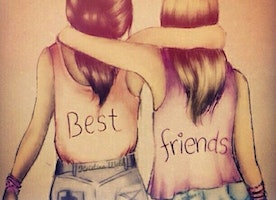 To My Best Friend Who Doesn't Know Her Worth