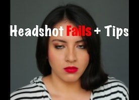 How to Prep for Headshots. (FAILS) + TIPS