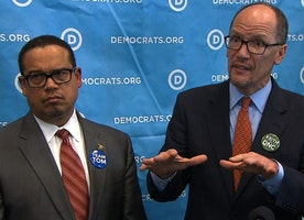 Progressive activists bitten again in DNC vote, threaten revolt