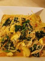 Kale Artichoke Tomato and Lemon One-Pot Pasta