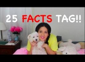 25 RANDOM FACTS TAG!!