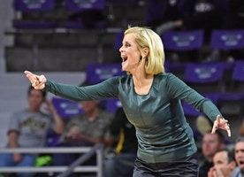 Baylor women's coach says parents concerned about sexual assault scandal should be 'knocked right in the face'