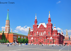 Top Important Facts about Moscow Red Square