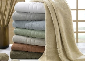 Bath Towels and Their Colourful Designs Online