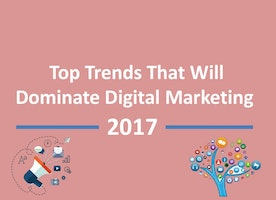 Top Trends That Will Dominate Digital Marketing In 2017