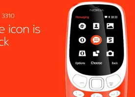 Nokia 3310 Reboot and Launch of Nokia 3, 5 and 6 at MWC 2017