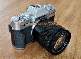 best camera under 200 - best Digital SLR camera under 200