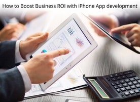 How iPhone can be utilized in promoting your business and increase your Return On Investment. Here are the tips given by W2S Solutions, an iPhone apps development company.