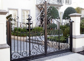 Why Iron Is Suitable Candidate For Your Door