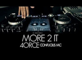MORE TO IT - 4ORCE + CONFUCIUS MC (OFFICIAL VIDEO)