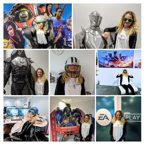 A day at EA Guildford
