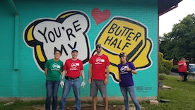 EA Austin works with United Way
