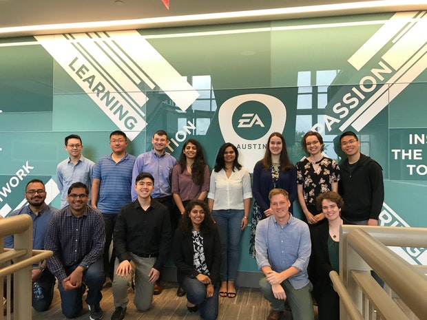 New EA Austin Interns