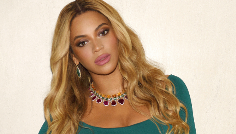 BEYONCE Wears Nicole Miller // Beyonce.com