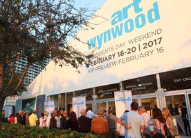 Art Lovers Travel to Miami for Art Wynwood