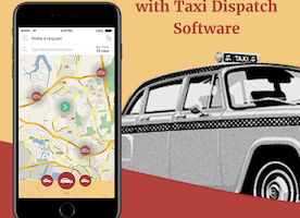 Boost your taxi business with Taxi Dispatch software -EBER