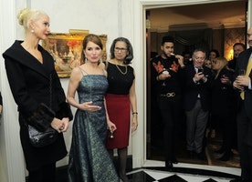 Spotted: Jean Shafiroff Host Annual Gala Kick Off Party For The NYC Mission Society's Annual Gala