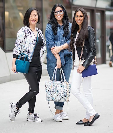 My Power Outfit: The Founders of Dagne Dover