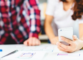How to design mobile iPhone App - w2ssolutions