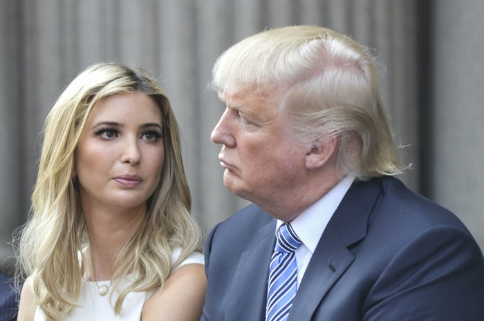 #ReadMyLips: What about Ivanka?