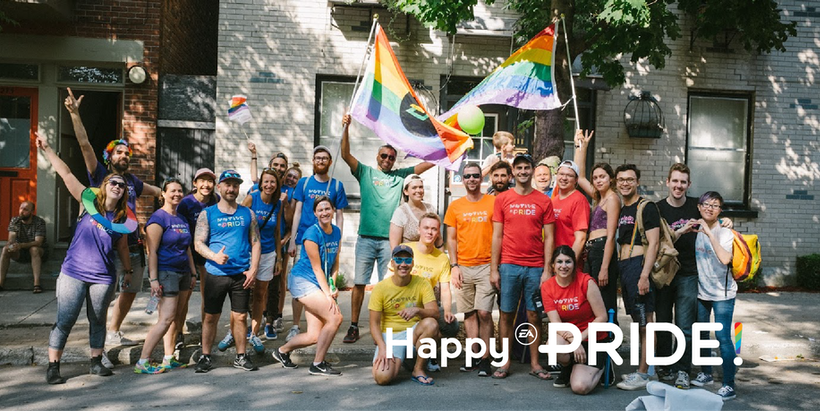 Happy Pride 2019!