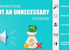 Why Marketing Is Not An Unnecessary Expense