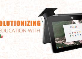 Revolutionizing The Education With Google