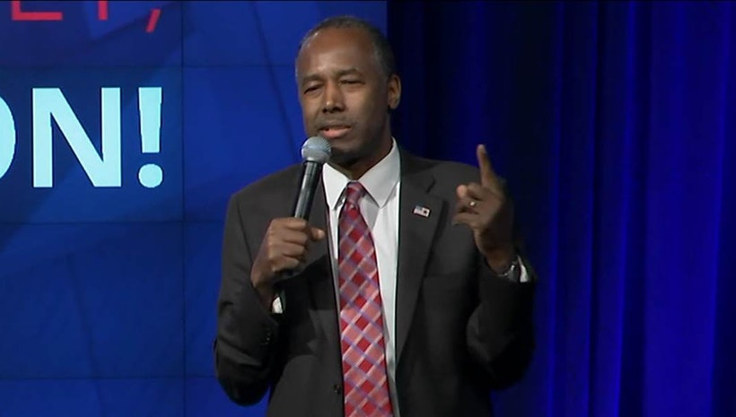 What Ben Carson Really Meant About Slave Immigrants.
