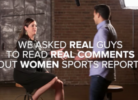 Men Read The Most Disturbing Comments Women Receive Online Back to Them