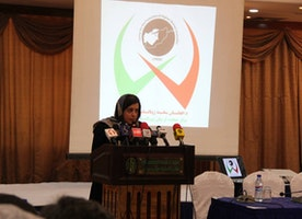 RSF Opens First Center for the Protection of Afghan Women Journalists | Reporters Without Borders