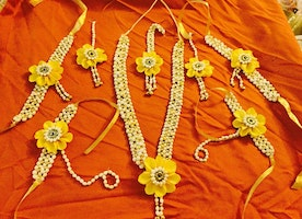 Best Places to Buy Floral Jewelry for Wedding