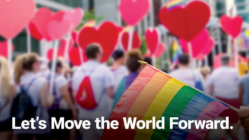 Celebrating World Pride