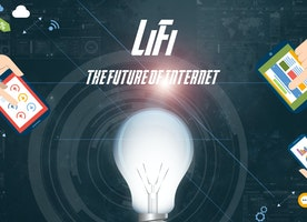 Li-Fi - THE FUTURE OF INTERNET