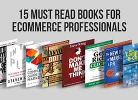 15 Books Ecommerce Professionals Must Read