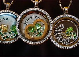 Bling Chicks is Giving 3 Lucky Winners a Lucky Locket in time for St. Patrick's Day! Worth $40 each!
