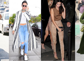 7 Of Kendall Jenner's Most Stylish Outfits To Copy For Less