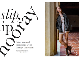 MINT Magazine: Slip Slip Hooray