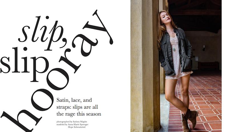 MINT Magazine: Slip Slip Hooray